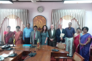UiT delegation visit