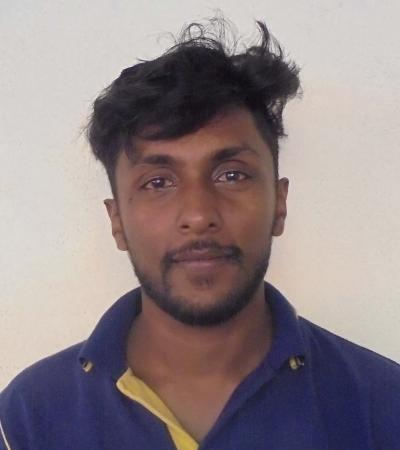 Mr. M.M. Lalindu Madushan